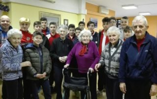 asp langhirano visita agli anziani