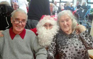 asp langhirano natale con gli anziani